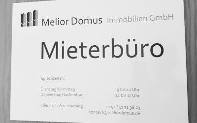 Melior Domus eröffnet Mieterbüro in Oberwiesenthal